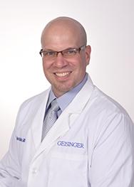 Allen Strickler, MD, PhD, MPH Geisinger Medical Laboratories